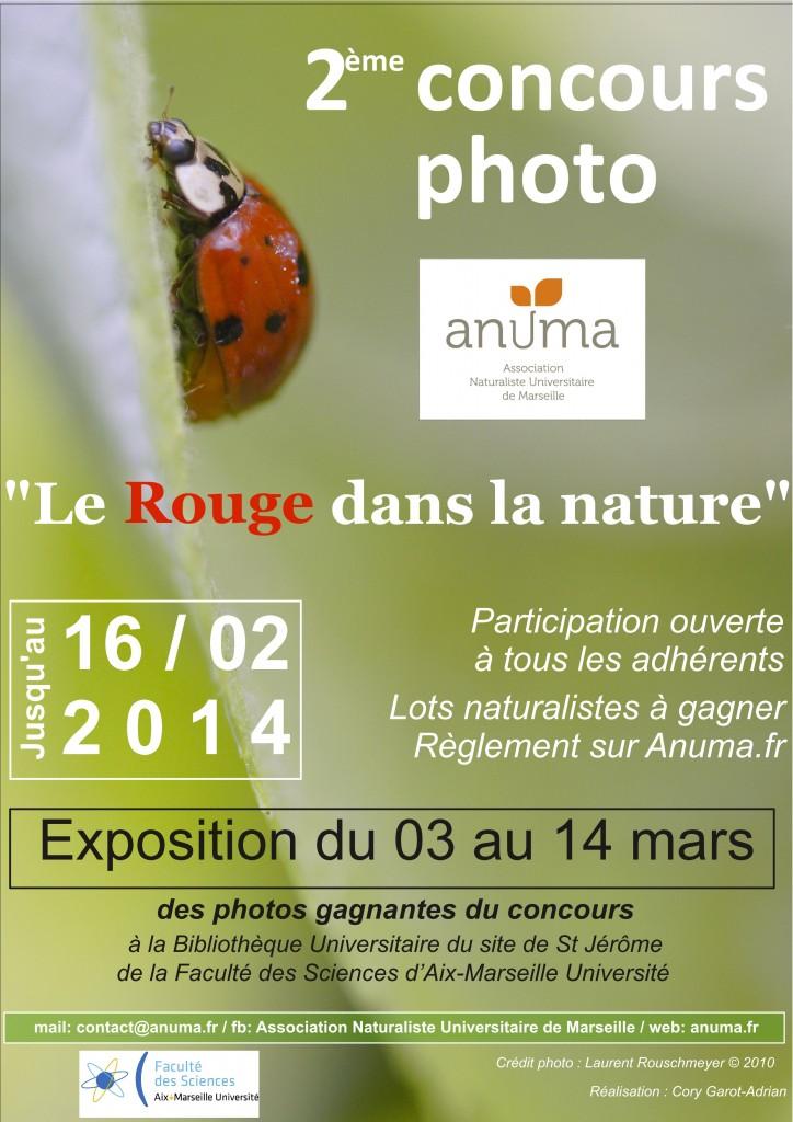 Affiche concours photo 2014